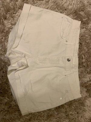 H&M Hot pants wit