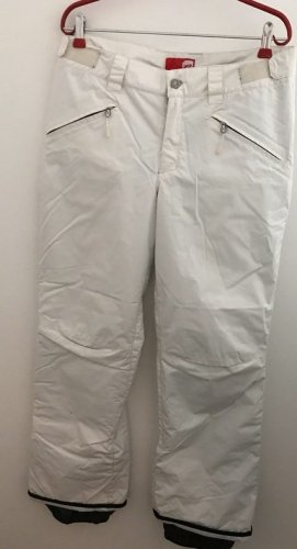 Boss Orange Pantalon de ski blanc tissu mixte