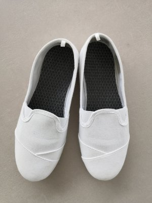 Atmosphere Slippers white