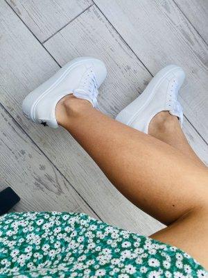 Weiße Sneaker - nie getragen