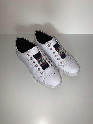 Weiße Sneaker TOMMY HILFIGER