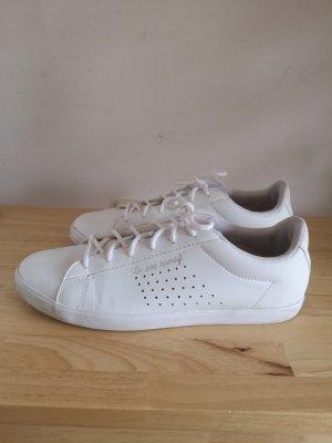weiße Sneaker von le coq sportif • Größe 40
