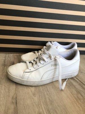 Weiße Sneakers PUMA Größe 40