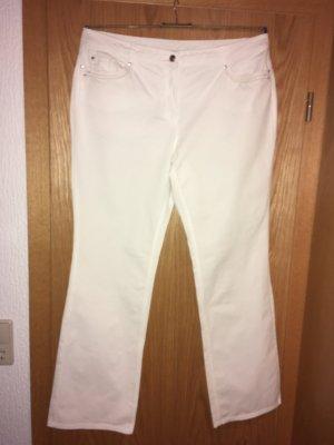 Canda Jersey Pants white