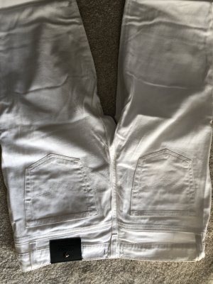 Versace Stretch Jeans white