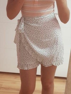Primark Shorts white-black