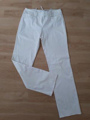Weiße Sommerhose von comma,