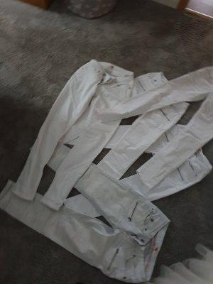 Buena Vista 7/8 Length Trousers white