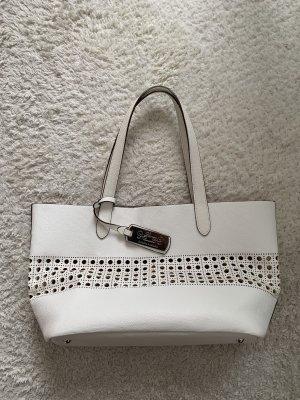 Weiße Sommertasche von Ralph Lauren