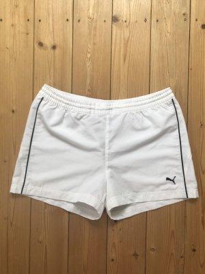 Weiße Sport Hose