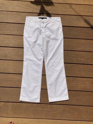 Escada Pantalone jersey bianco