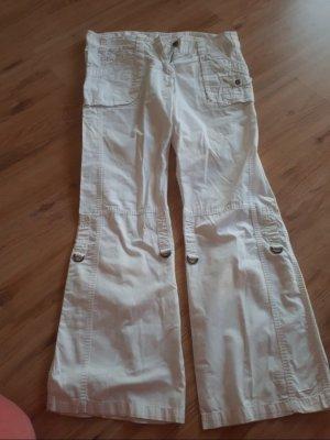 Gina Pantalone jersey bianco