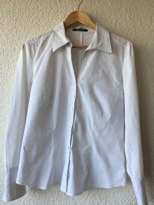 Weiße Stretch-Hemdbluse von Betty Barclay