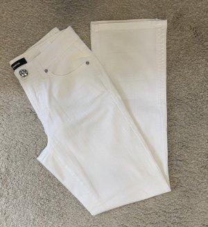 Cambio Stretch Trousers white