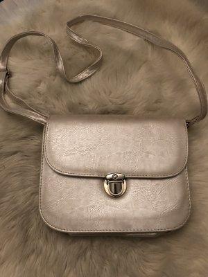Weiße süße kleine Tasche