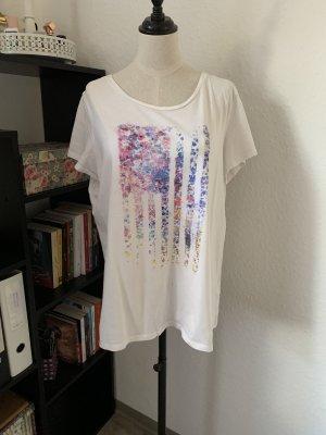 weiße T-Shirt