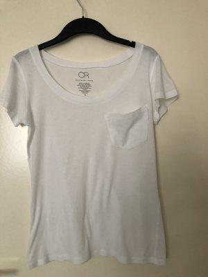Charlotte Russe T-Shirt white