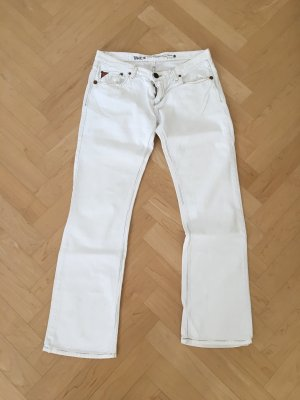 "Weiße ""take two"" jeans"