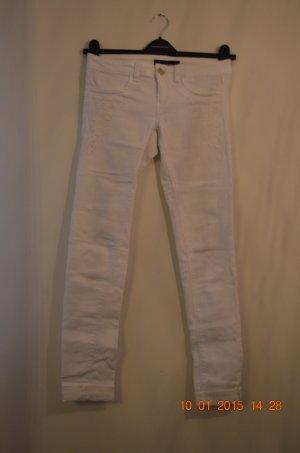 weiße Tally Weijl-Jeans