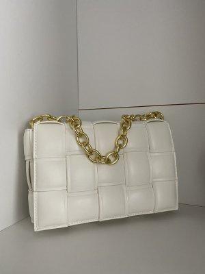 Weiße Tasche / Bloggertasche