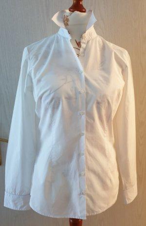 Weiße Tommy Hilfiger Damen Bluse Gr. S