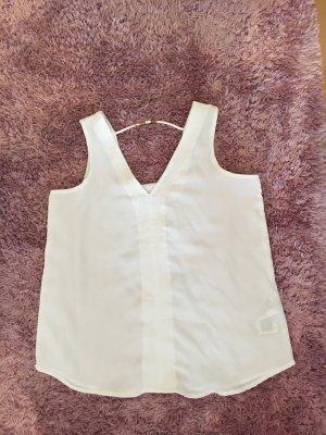 Weiße top/bluse