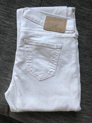 Weiße True Religion Jeans