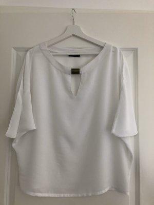 Weiße Tunika / Bluse von Conleys, Gr. S - neuwertig