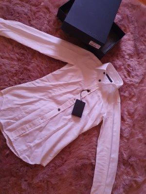 Weißen Hemd Dsquared2
