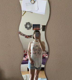 Hollister Top cut-out bianco