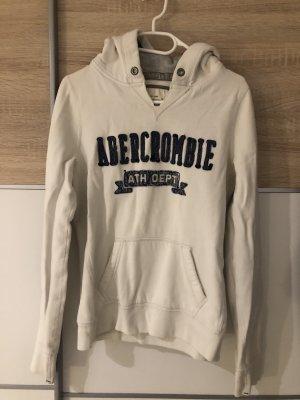 Weißer Abercrombie Pulli