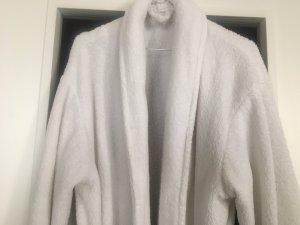 Unbekannte Marke Bathrobe white