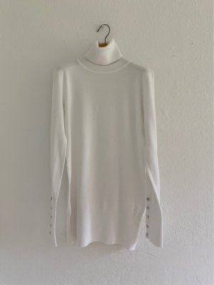 Zara Long Sweater white