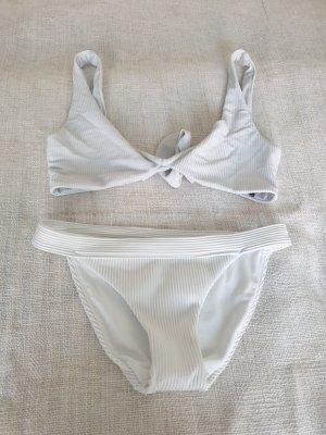 Weisser Bikini Hollister Tezenis