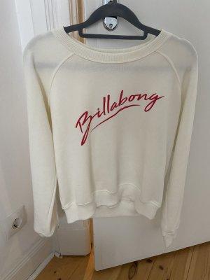 Billabong Sweatshirt blanc