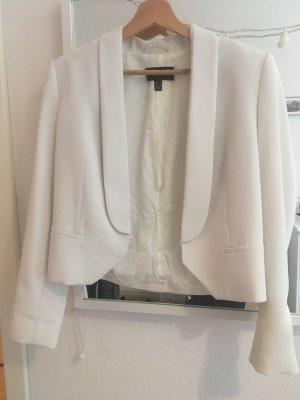 weißer Blazer Mango Suit