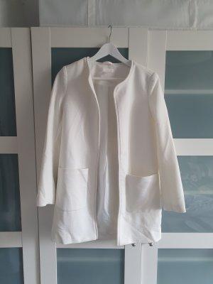 weißer Blazer von H&M