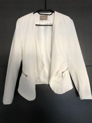 Orsay Blazer corto blanco