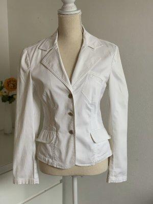 Street One Blazer in jeans bianco