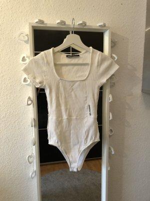 Tally Weijl Shirt Body white-black