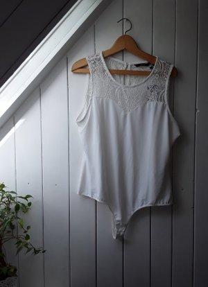 Weißer Body von Vero Moda
