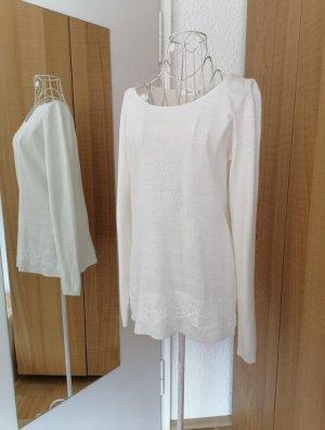 bpc Tunic Blouse natural white-white