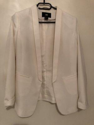 Weißer H&M Blazer