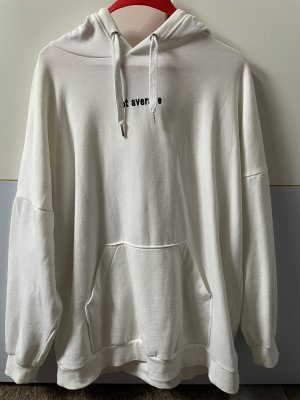Weißer H&M Pullover