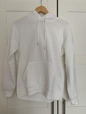 New Look Maglione con cappuccio bianco
