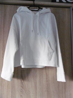 Weißer Hoodie von H&M