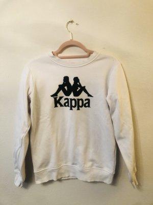 Weißer Hoodie von Kappa