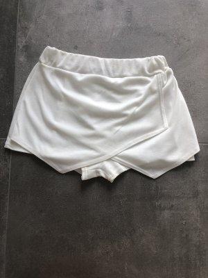 Boohoo Jupes-culottes blanc