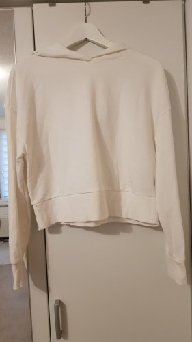Defacto Hooded Sweater white