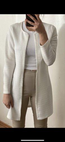Vero Moda Manteau matelassé blanc
